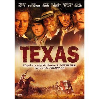 TexasTexas DVD
