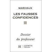 Les Fausses Confidences - Dossier du professeur