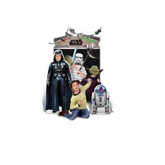Perche télescopique Canal Toys Selfie Booth Photo Studio Star Wars +  Accessoires