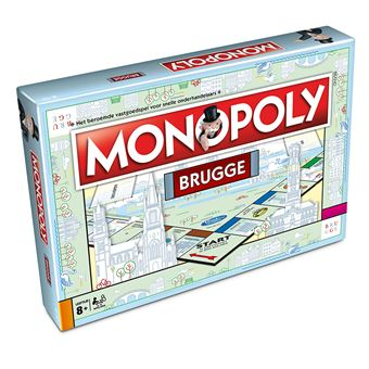 MONOPOLY - LIMITED EDITION BRUGGE (NL)