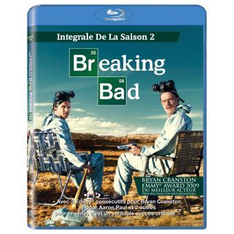 Breaking BadCoffret intégral de la Saison 2 - Blu-Ray