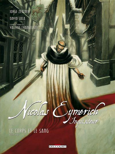 Nicolas Eymerich inquisiteur T03 Corps & sang