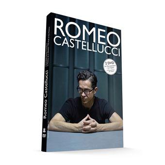 Coffret Romeo Castellucci DVD