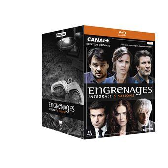 EngrenagesEngrenages Saisons 1 à 6 Coffret Blu-ray