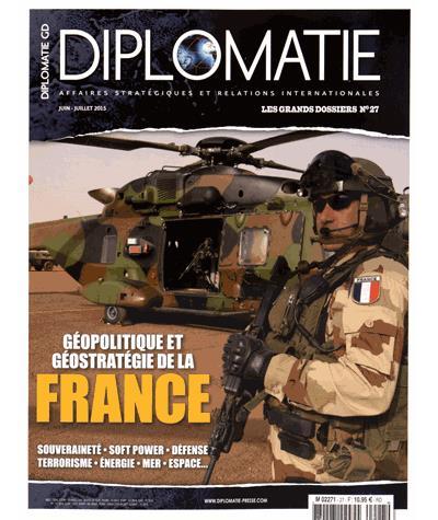 Géopolitique et géostratégie de la France