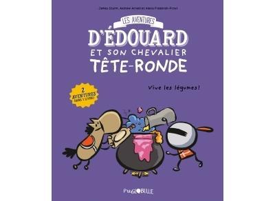 Les aventures d'Édouard et son chevalier tête ronde