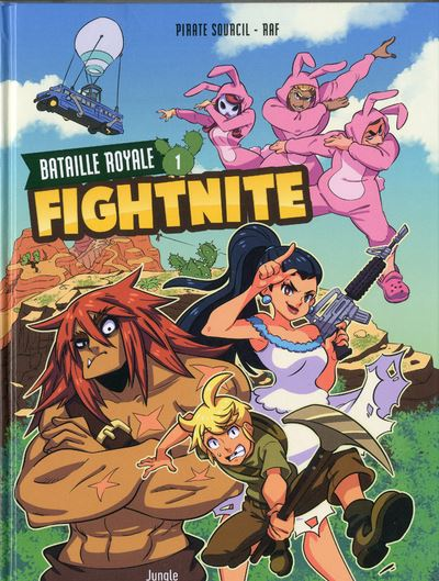 Fightnite Bataille royale