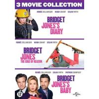 BRIDGET JONES 1-3 BOX -NL