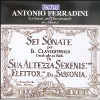 6 sonates pour clavecin