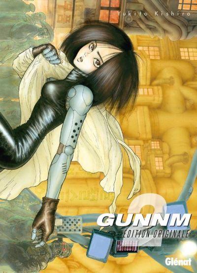 Gunnm - Édition originale - Tome 02 - 9782331031946 - 4,99 €
