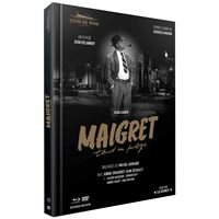 Maigret tend un piège Edition Collector Limitée et Numérotée Combo Blu-ray DVD
