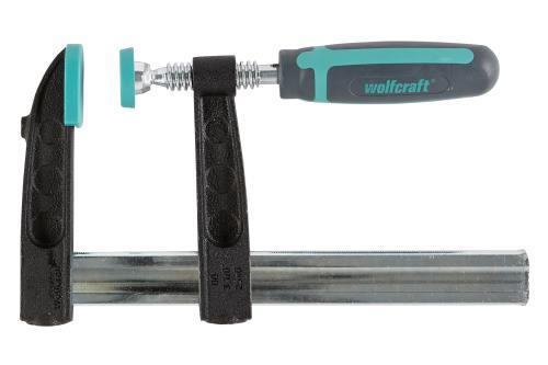 Serre-joint à vis Wolfcraft SZ 80-150 mm