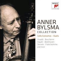 Plays cello concertos &..