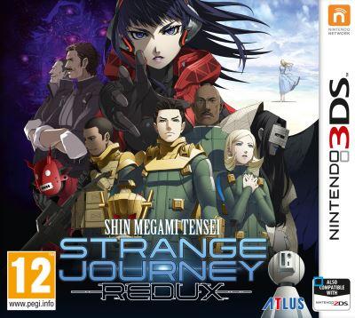 Shin Megami Tensei Strange Journey Redux Nintendo 3SD