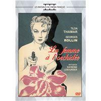 La femme à l'orchidée DVD