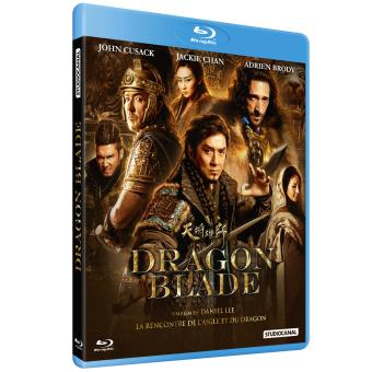 Dragon blade Blu-ray