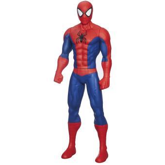peluche spiderman 80 cm