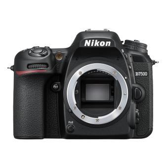 Reflex Nikon D7500 Boîtier nu