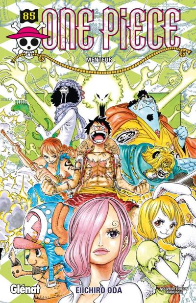 One Piece - Édition originale - Tome 85 - Menteur - 9782331036972 - 4,99 €