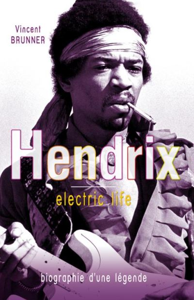 Jimi Hendrix Electric life - 9782824649498 - 13,99 €