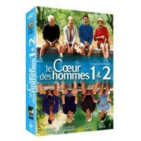 Coffret Le Cœur des hommes 1 et 2 Edition Limitée DVD