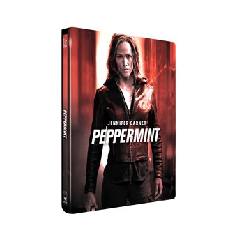 Peppermint Steelbook Blu-ray