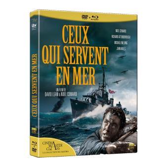 Ceux qui servent en mer - Combo Blu Ray + DVD
