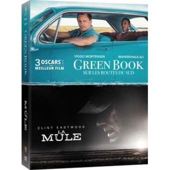 Coffret La Mule et Green Book : Sur les routes du Sud DVD