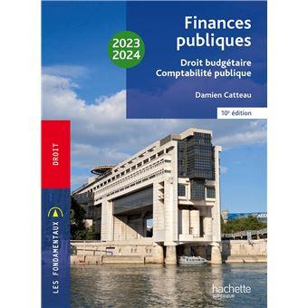 Droit budgétaire Comptabilité publique