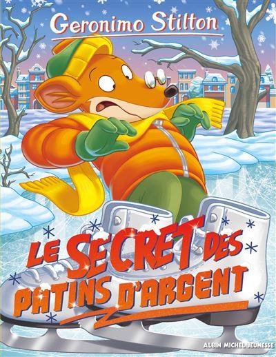 Geronimo Stilton - Tome 84 : Le secret des patins d'argent