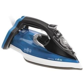 Calor Ultimate FV9710C0 Stoomstrijkijzer Black/Blue