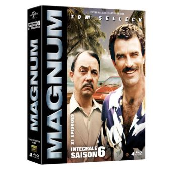 MagnumMagnum Saison 6 Blu-ray