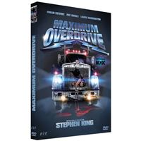 Maximum Overdrive DVD