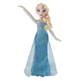 poupe elsa poussire dtoiles la reine des neiges - Barbie La Reine Des Neiges
