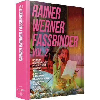 Coffret Rainer Werner Fassbinder Volume 2 Blu-ray