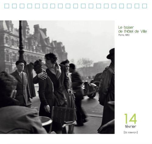 Calendrier 1960 Avec Les Jours.Calendrier 365 Jours Avec Doisneau