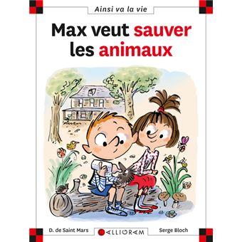 Max et LiliMax veut sauver les animaux