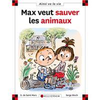 Max veut sauver les animaux
