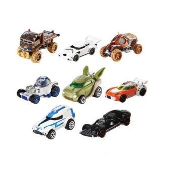 Wars Hot 1 Mattel Wheels 64 Star Véhicule QthrCsd