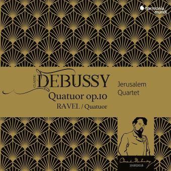 DEBUSSY-RAVEL QUATUORS
