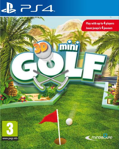 Mini Golf 3D PS4