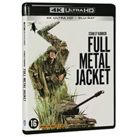 Full Metal Jacket Blu-ray 4K Ultra HD