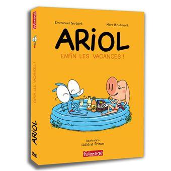 AriolAriol : Enfin les vacances ! DVD