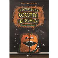 Le Secret de la Cocotte Wookiee. Origami Yoda
