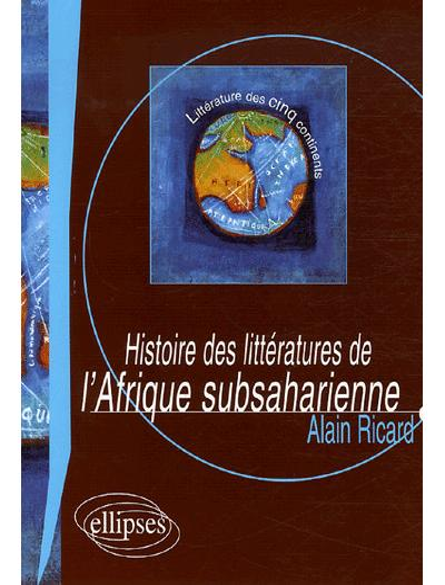 Histoire de la littérature de l'Afrique subsaharienne