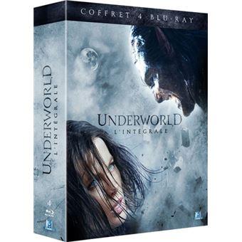 UnderworldUnderworld - Coffret de la Quadrilogie - Blu-Ray