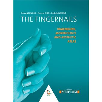 The fingernails. dimensions, morphology and aesthetic atlas