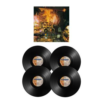 Sign O' The Times - Deluxe - 4LP 12''