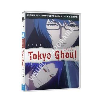 Tokyo ghoulTOKYO GHOUL OVA JACK ET P