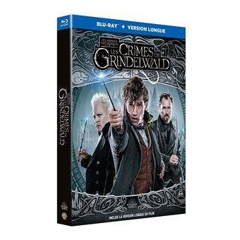 Les Animaux FantastiquesLes Animaux fantastiques 2 : Les Crimes de Grindelwald Blu-ray